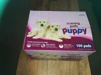Puppy Toilet Training Pads hardly used