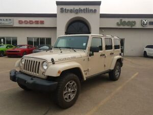 2016 Jeep WRANGLER UNLIMITED Unlimited Rubicon, Limited Colour,