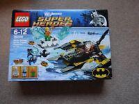 Lego Super Heroes Arctic Batman V Mr Freeze-76000 BNIB