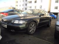 Volvo s-60 for spares or repairs