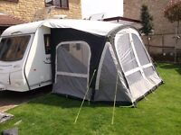 INFLATEABLE CARAVAN PORCH AWNING