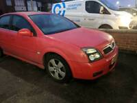 Vauxhall Vectra 2004 1.9cdti. 6 speed gear. No Mot.. spares or repairs.