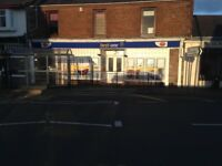 Retail shop for sale/ freehold/ all equipment/ good turnover/ busy village location/ modern premises