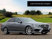 Mercedes-Benz E Class E350 BLUETEC AMG SPORT (silver) 2013-09-01