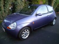 2008 Ford KA 1.3 Zetec Climate, Top Spec, Very low mileage, Good condition