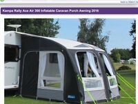 Kampa ace air porch awning