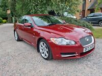 2010 Jaguar XF 3.0 diesel automatic very good condition