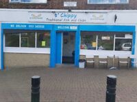 Leeds fish and chips shop for sale
