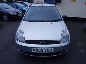 Ford Fiesta Zetec with only 57000 miles NEW MOT FULL SERVICE NOT 107, polo, corsa, Yaris, c2