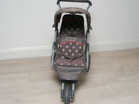 Mamas & Papas Dolls Stroller 2 seater in very good condition