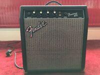 Fender Frontman 15B guitar training amp