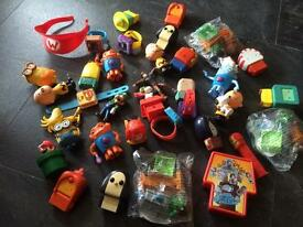 x36 MacDonald's Children's Toys Perfect for Party Bags?? £5 the lot