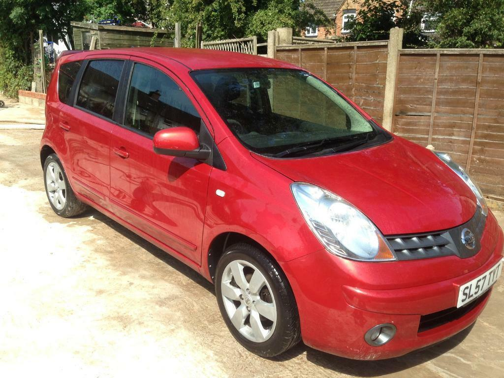 NISSAN NOTE 1.4 PETROL