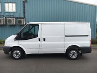 2012 FORD TRANSIT 125 T280 SWB ONE OWNER NO VAT TO PAY