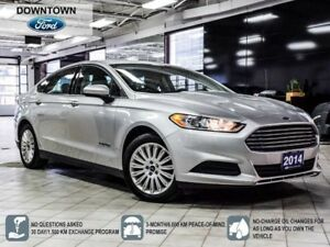 2014 Ford Fusion HYBRID | Bluetooth, Car Proof Verified
