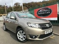 2013 (63 reg) Dacia Sandero 1.2 16v Laureate 5dr Hatchback Petrol 5 Speed Manual