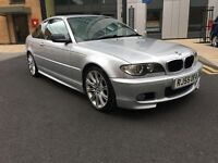 BMW 320d m sport 55 plate (2006) px welcome