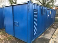 28ft Welfare Unit