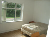 Double and single bedrooms available in clean, spacious and bright house (All Bills Included)