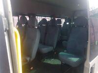FORD TRANSIT 100 17-SEAT MINIBUS RWD 57REG FOR SALE
