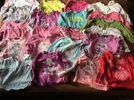 12-18 month girls clothing bundle