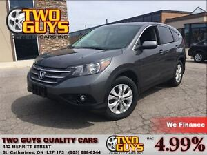 2013 Honda CR-V EX MOONROOF BACK UP CAMERA