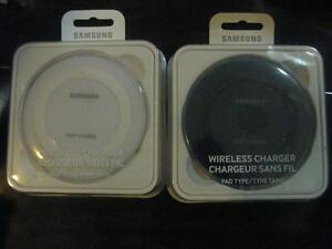 Samsung Wireless Fast Charging Pad / Fast Charger. Samsung Galaxy S8, S6, S7, S7 edge, Note 5. Smart Phone. NEW