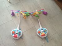 2 cot mobiles