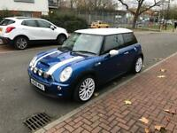 Mini Cooper S 1.6 Petrol Fully Black Tinted Windows Mileage only 62k Excellent Runner