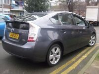 TOYOTA PRIUS 2012 HYBRID UK CAR +++ PCO UBER READY +++ NEW ENGINE WITH WARRANTY +++ 5 DOOR HATCHBACK