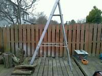 Clima ps9 metal step ladder