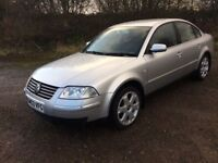 2004 vw passat tdi pd 1.9 turbo diesel 1 YEARS MOT px welcome