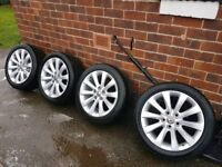 "Vauxhall Insignia 18"" Alloy Wheels"
