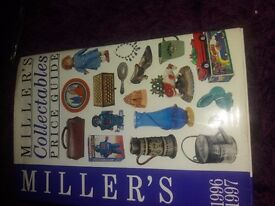 Miller's collection book