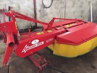 Nearly new Mesko-Roll Z175-1 Drum Mower.