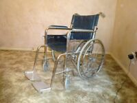 Folding self propel wheelchair for sale