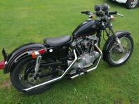 Harley-Davidson, Historic .1980, 1000 (cc) With V5 only 20,000 miles