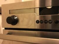 NEFF electric integrated builtin double oven and grill. V good cond.