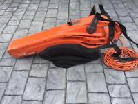Flymo Leaf Blower and Leaf Vacuum