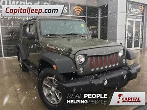 2015 Jeep WRANGLER UNLIMITED Rubicon|Navigation