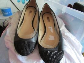 BUNDLE OF 3 X PAIRS OF SHOES SIZE 8
