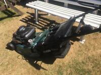 Atco admiral petrol garden lawnmower Wsm