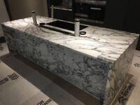Quartz,granite,marble kitchen worktop,fireplace,bathroom