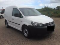 2012 VW Caddy 1.6 Tdi 102psi....Finance Available