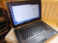 DELL LATITUDE E6420 GAMING LAPTOP NVIDIA 4200M CORE I5 8GB 320GB HDMI