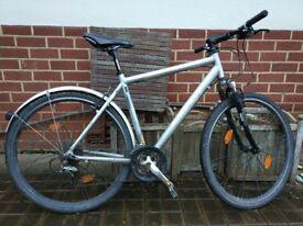 Giant hybrid / city bike mens