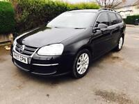 VOLKSWAGEN GOLF 2.0 TDI SE 140BHP ESTATE SUPERB BARGAIN