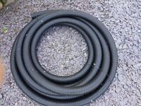 60mm drainage pipe ideal for garden drainage