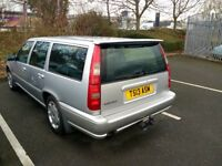 VOLVO V70 1999 2.5, GREAT CONDITION AND LOTS OF EXTRAS + LONG MOT