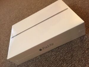 New IPad Air in box never opened